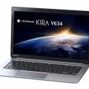 Toshiba KIRA V634: Ultrabook que promete 22 horas de autonomía