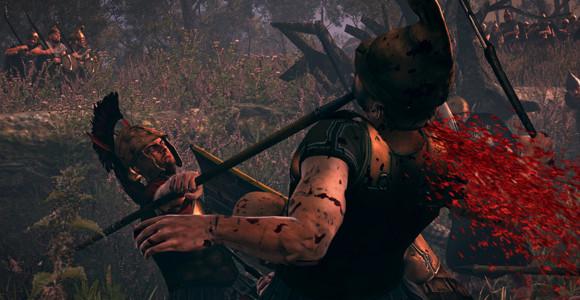 DLC Blood & Gore para Total War: Rome II en vídeo
