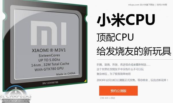 Xiaomi M3V1