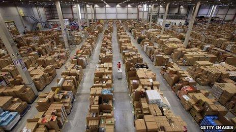 Trabajar en Amazon puede llevarte a la muerte