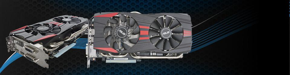 Asus Radeon R9 280X DirectCU II TOP Slider