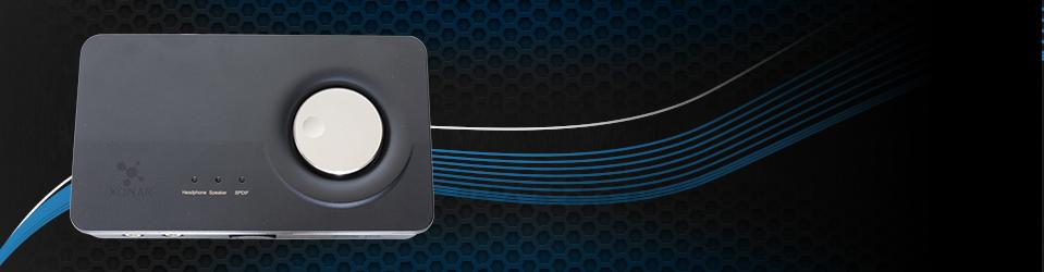 Review: Asus Xonar U7