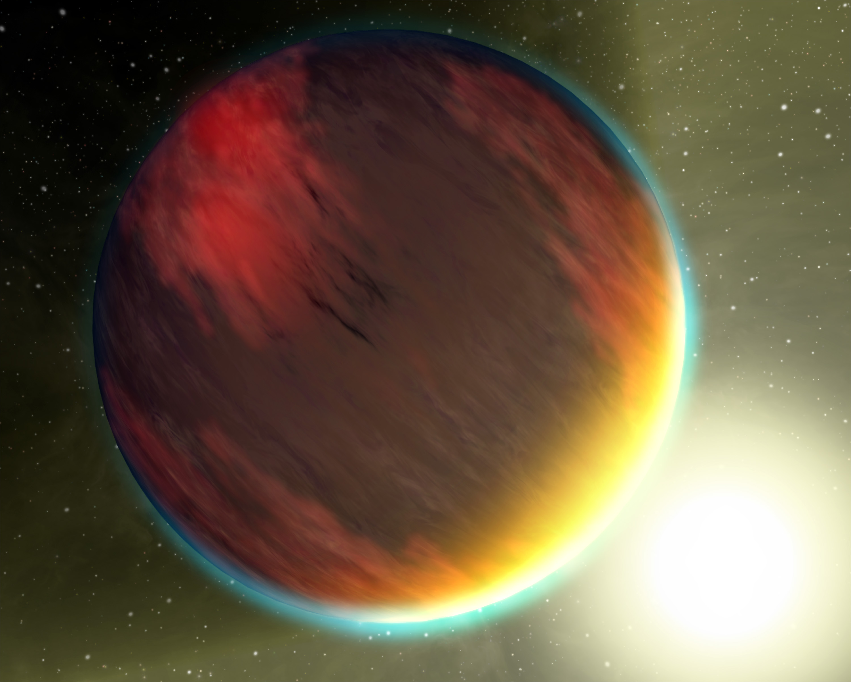 La NASA detecta agua en cinco exoplanetas lejanos