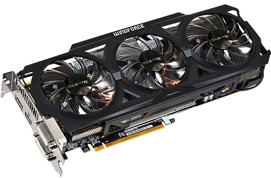 Gigabyte Radeon R9 270X OC 4 GB (GV-R927XOC-4GD) (3)