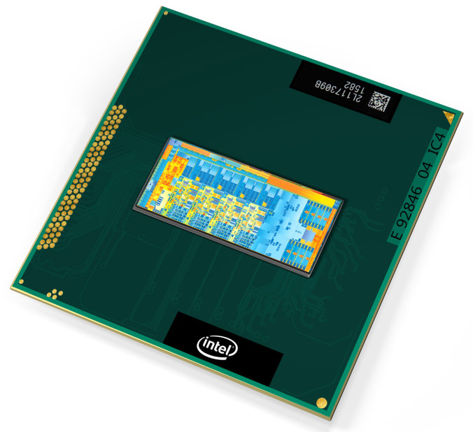 Intel Core Ivy Bridge Móvil