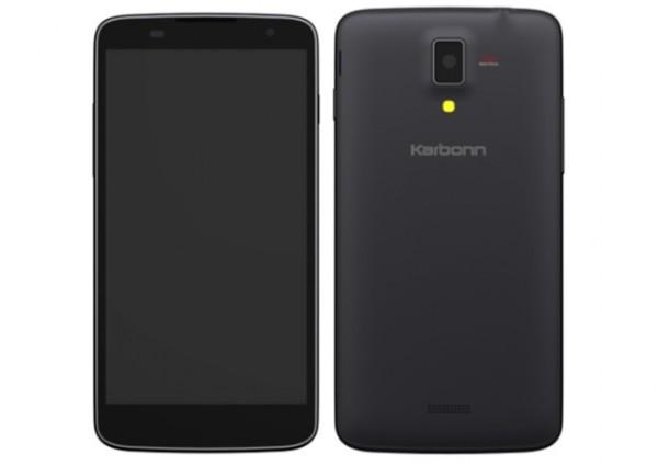 El Karbonn Titanium S5  se puede encontrar por 10 615 RS   unos 126    Karbonn Titanium S5 Plus Black
