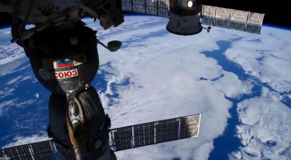 Time Lapse de la TIerra desde la Estación Espacial Internacional