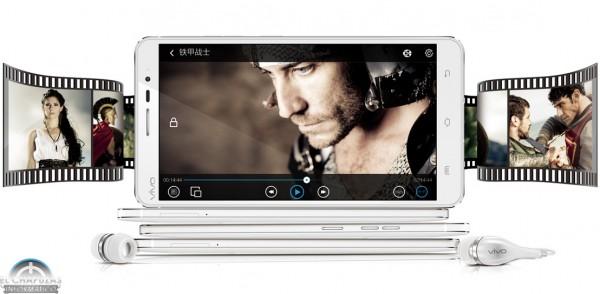 Vivo Xplay S3 Oficial - alta definición (2)