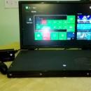 """La Xbox One se transforma en un """"portátil"""" de 22 pulgadas"""