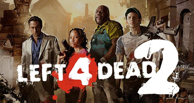Descarga Left 4 Dead 2 gratis desde Steam