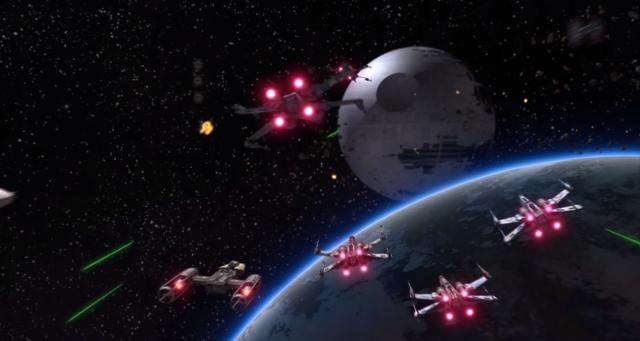 "Star Wars: Attack Squadrons llegará como juego ""Free to Play"""