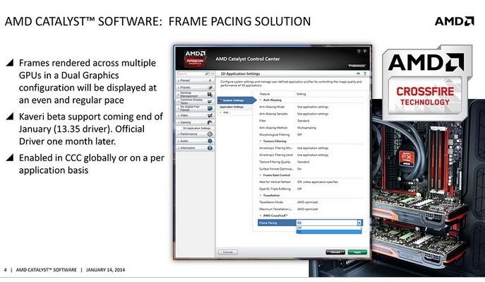 Se filtran los AMD Catalyst 13.35 Beta con API Mantle