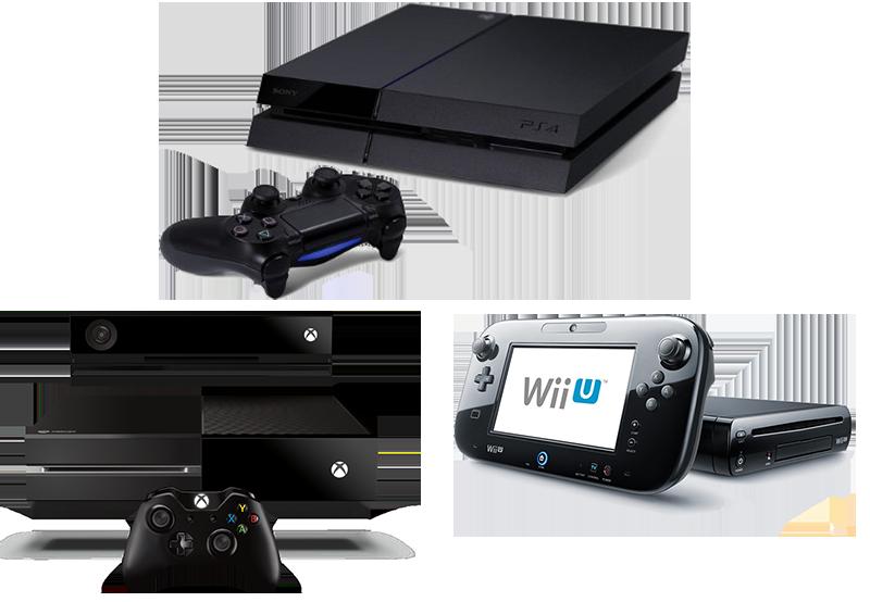 ¿Por qué la gente compra una PlayStation 4, Xbox One o Wii U? Te lo decimos