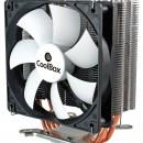 CoolBox lanza su disipador CPU Boreas HP-412