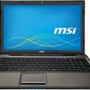 MSI CX61 2PC: Portátil multimedia con gráficos GeForce GT 820M