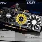 CES 2014: MSI Radeon R9 290X Lightning