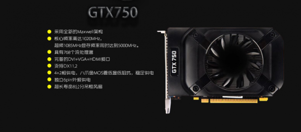 Nvidia GeForce GTX 750 (2)