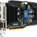 MSI lanza su Radeon R7 260 1GD5 OC