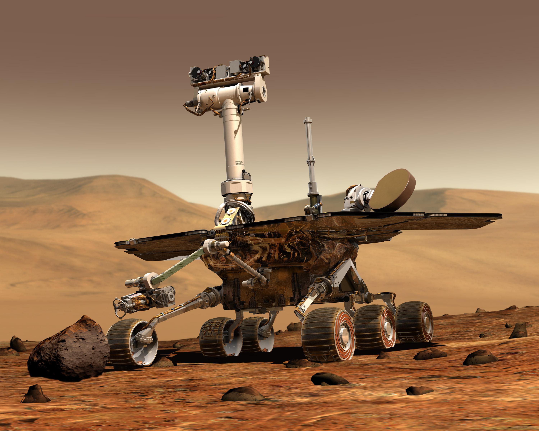 Marte podría haber desarrollado vida hace 4.000 millones de años