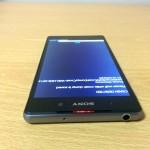 Sony Xperia D6503 con pantalla de 5.2″ en imágenes
