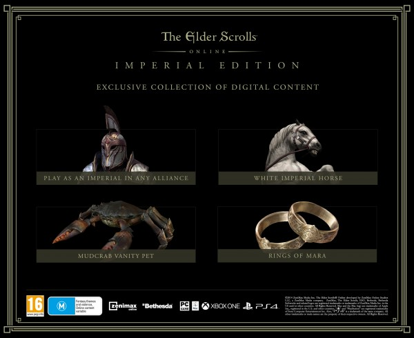 The Elder Scrolls Online Imperial Edition - Digital
