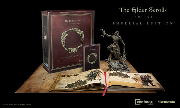 The Elder Scrolls Online Imperial Edition - Físico