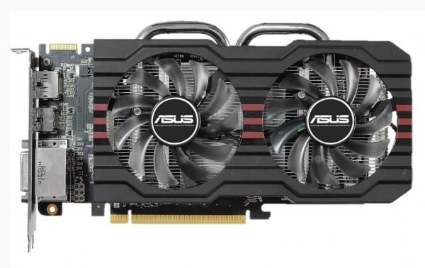 Asus Radeon R7 265 DirectCU II (2)