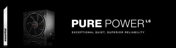 lchapuzasinformatico.com wp content uploads 2014 02 Be Quiet Pure Power L8 Oficial 600x166 1