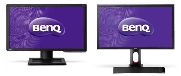 BenQ XL2411Z y BenQ XL2420Z