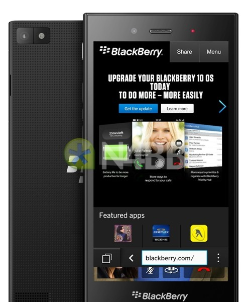 BlackBerry Z3 Jakarta (1)