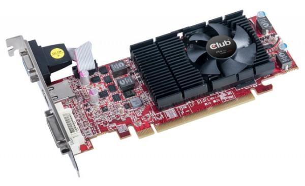 Club 3D Radeon R7 250 Low Profile