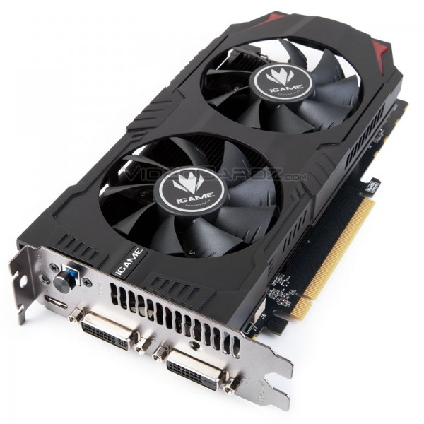 Colorful GTX 750 iGame (iGame750 U-Twin-1GD5) (2)