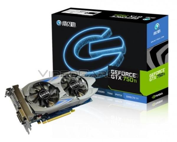 Galaxy GeForce GTX 750 Ti (1)