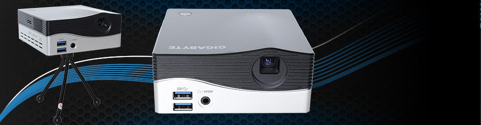 Review: Gigabyte BRIX Projector