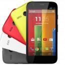 Motorola Moto G2 a la venta el 10 de Septiembre por 250 euros