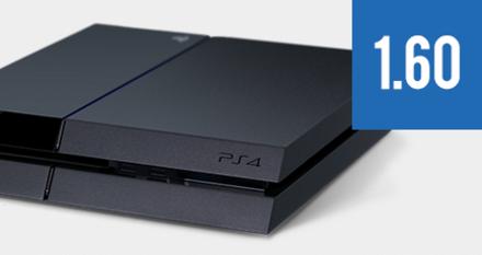 PlayStation 4 1.60