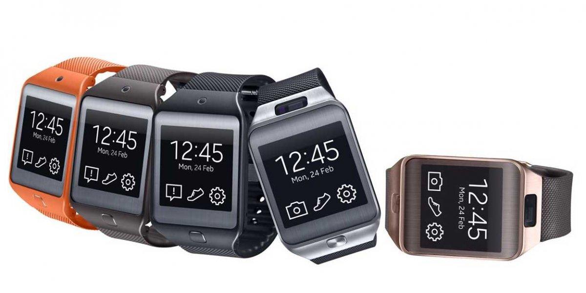 MWC: SmartWatches Samsung Galaxy Gear 2 y Gear 2 Neo