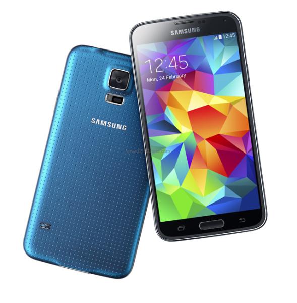 Samsung Galaxy S5 imagen de prensa (1)