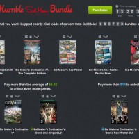 Sid Meier Humble Bundle