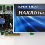 Super Talent RAIDDrive II Plus: SSD PCIe