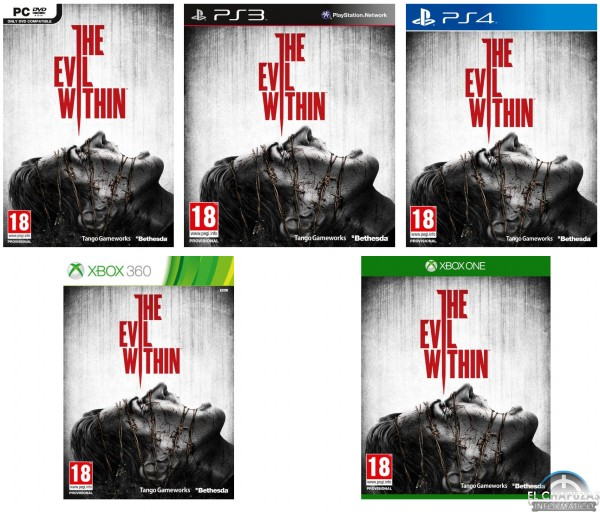 The Evil Within Caratulas