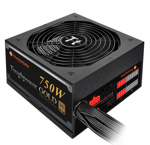 Thermaltake Toughpowr Gold 750W (1)