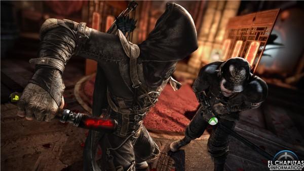 Thief PlayStation 4 vs Xbox One