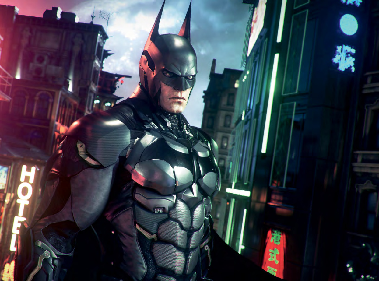 #E3 – Batman Arkham Knight