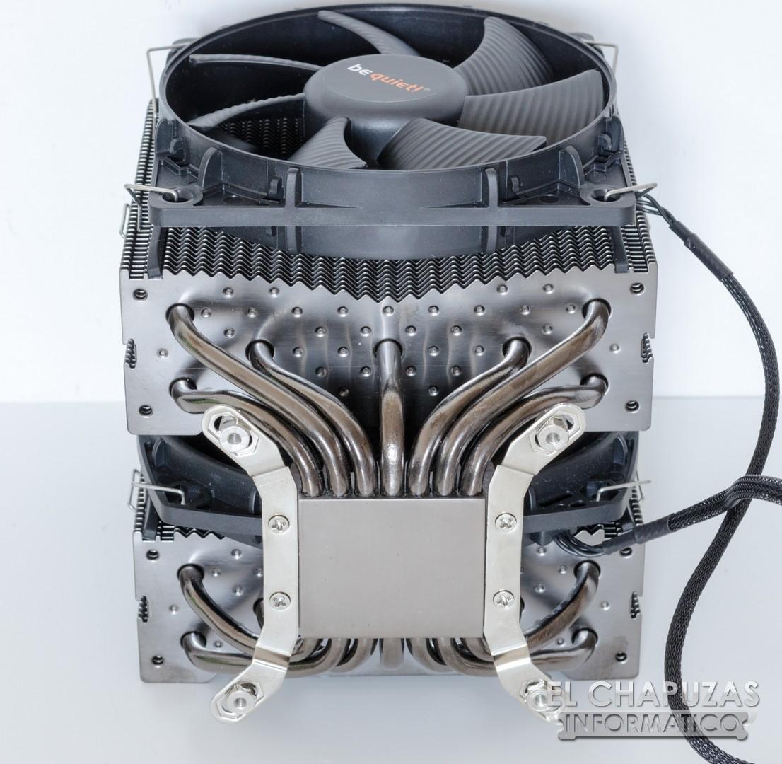 be quiet! Pure Rock CPU Cooler Review - TweakTown