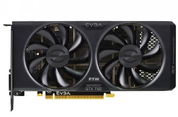 EVGA GeForce GTX 750 FTW 2GB (2)