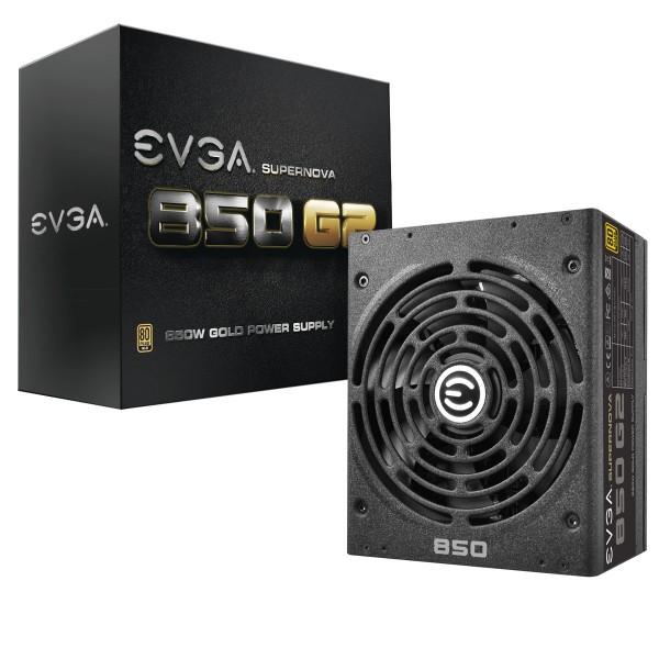 EVGA SuperNOVA 850 G2 (1)