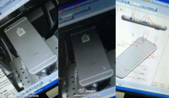 Filtración iPhone 6