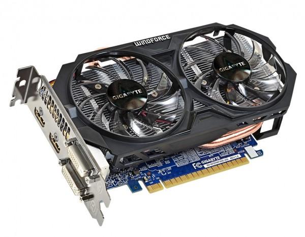 Gigabyte GeForce GTX 750 Ti GV-N75TWFOC-2GI (2)