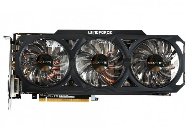 Gigabyte Radeon R9 280 WindForce OC R928WF3OC-3GD (2)
